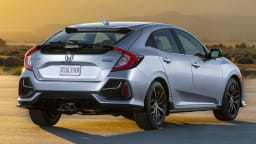 2020 Honda Civic hatch unveiled in the US