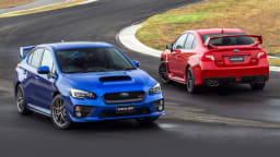 The Week That Was: Subaru WRX STI, 2015 Camry, Holden Cruze Previewed?
