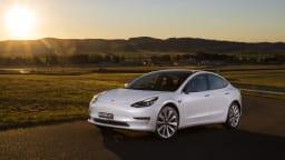 Drive Car of the Year 2020 finalist Tesla Model 3