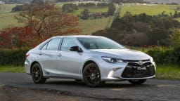 Toyota Adds Value And Sporty Style With 2016 Camry RZ