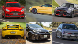 Top 6 contenders from the past 12 months for Drivers' Car of the Year