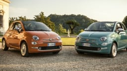 Fiat 500 60th Anniversary Limited Edition Secured For Australia
