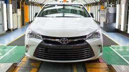 Toyota Announces October 3 Australian Production Shutdown Date