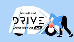 Who will win Drive Car of the Year