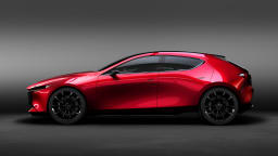 Next-Generation Mazda3 Previewed Via Kai Concept