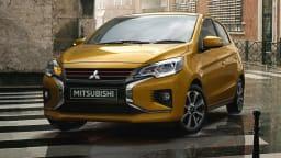 2020 Mitsubishi Mirage gets sharp new looks and Apple Car Play