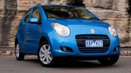 Suzuki Alto Tops Annual Motoring Clubs Running Costs Survey