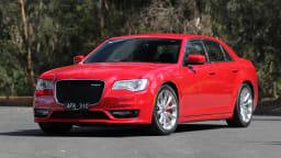 2016 Chrysler 300 SRT Review - Big, Ballsy, Loud And Brash