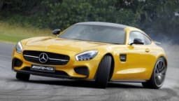 Mercedes-AMG GT S first drive review