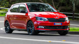 Skoda Launches Updated Fabia Monte Carlo