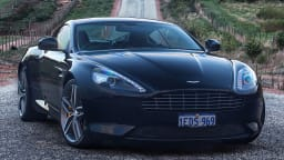 2013 Aston Martin DB9 Review