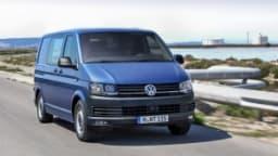 Volkswagen has replaced its Transporter van after 13 years.