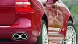 Porsche Cayenne GTS video