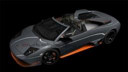 Lamborghini Murcielago LP650-4 To Go Roadster