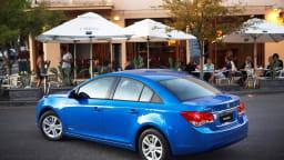 2009 Holden Cruze CD.