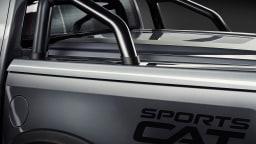 2018 Holden Colorado Sportscat by HSV
