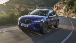 2019 Jaguar E-Pace.