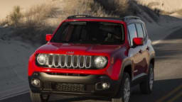 Jeep Renegade first drive review