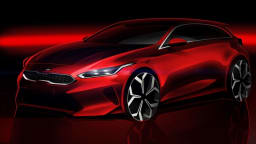 Kia Prepares To Unveil New Ceed Hatch For Europe