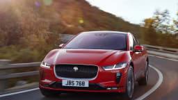 2018 Jaguar I-Pace Overseas Preview Drive