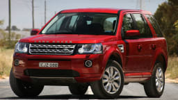 2013 Land Rover Freelander 2 Si4 SE Review: On- And Off-Road