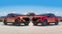 Coming Soon: Isuzu D-Max and Mazda BT-50