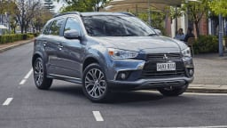 2017 Mitsubishi ASX - Price And Features For Australia