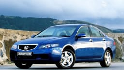 2003 Honda Accord Euro.
