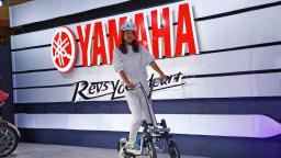 2017 Yamaha TriTown Concept