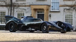 """""""Holy smokes Batman"""" You can own a Batmobile for under $40,000"""
