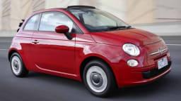 Fiat 500C Pop.