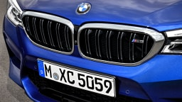 2018 BMW M5 first drive review