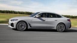 2022 BMW 430i Gran Coupe.