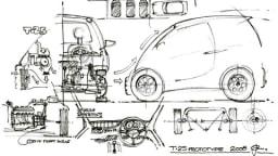 """For my next trick..."", Gordon Murray developing flyweight city car"