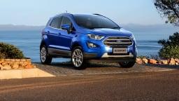 Ford Details 2018 EcoSport Update