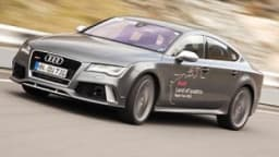 Audi RS7 Sportback: First drive review