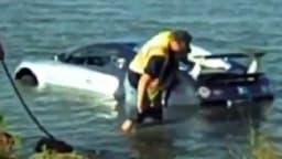 Bugatti Veyron crash was insurance fraud