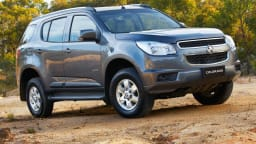 Holden Colorado 7 SUV Pricing Revealed, On Sale From December