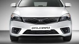 2011 Kia Pro Cee'd Update