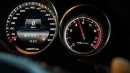 Mercedes-Benz E63 AMG.