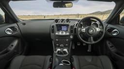 2018 Nissan 370Z.