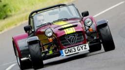 Caterham Seven 620 R: The Most Extreme Seven To Date