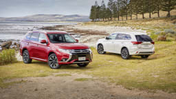 2017 Mitsubishi Outlander PHEV - Price And Features For Australia