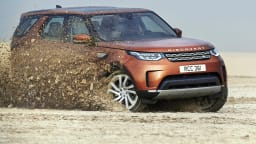 2017 Land Rover Discovery Makes Paris Debut Ahead Of Australian Launch