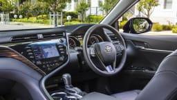 2018 Toyota Camry SL.
