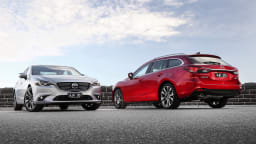2017 Mazda6 - Price And Features For Australia