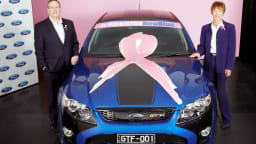 FPV GTF Specials Net Nearly $400k For Breast Cancer Research