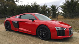 Audi R8 5.2 FSI V10 Plus Coupe  REVIEW | Monumentally Quick, Audi's Fastest