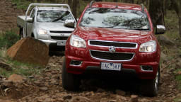 Holden Colorado, Colorado 7 And Trailblazer Recalled Over Jack Safety