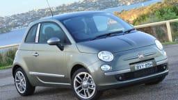 Petrol-powered Fiat 500 Diesel On Sale In Australia